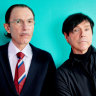 Influential. Inscrutable. Sparks finally tell their 'improbable' tale