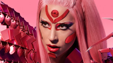 Lady Gaga bounces back to the dancefloor with expressive force.