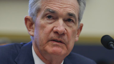US Federal Reserve Board chairman, Jerome Powell: Even for countries that can borrow in their own currency, deficits still matter.