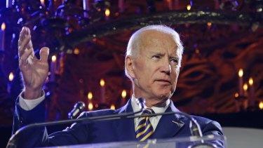 Joe Biden is mulling whether to run for president in 2020.