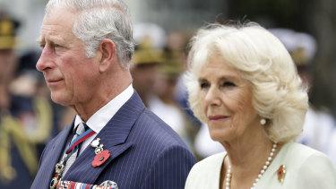 Prince Charles and his wife, Camilla, Duchess of Cornwall, no longer the royal 'villain'.