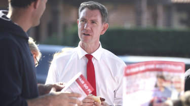 Sam Crosby, who unsuccessful contested the seat of Reid at this year's federal election, is a key contender for the role of NSW Labor assistant general secretary.