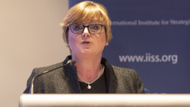 Linda Reynolds issued a blueprint for how the UK and Australia can cooperate better in her first trip to the UK as Defence Minister.