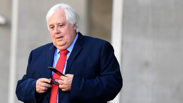 The council claims it is owed millions from  Clive Palmer's Queensland Nickel in unpaid rates and charges.