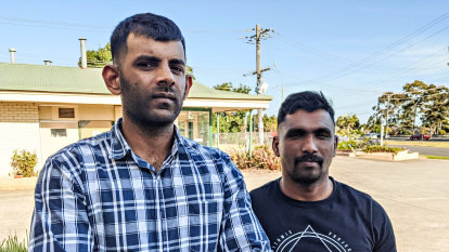 'We are out now': More refugees released from hotel detention in Melbourne