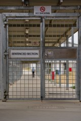 The Sentenced Section at the Alexander Maconochie Centre is meant to separate  prisoners