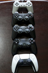 PlayStation's controllers have changed over time, but the DualSense may be the biggest leap.