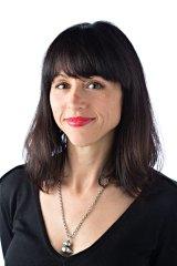Gabriella Coslovich.