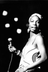 Nina Simone was a potentially frightening parent.