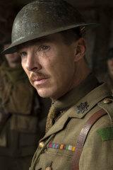 Benedict Cumberbatch as Colonel Mackenzie.