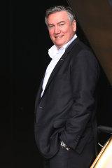 Collingwood president Eddie McGuire.