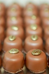 Haigh's chocolates, another one of Richard Glover's favourite lockdown treats.