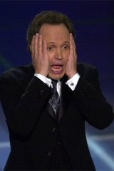 The good old days ... when Billy Crystal hosted the Oscars.
