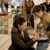 Elliot Page and Jennifer Garner in Juno.