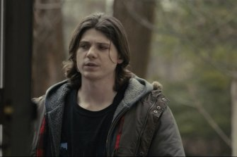 His alibi was a lie, he has destroyed evidence and he has threatened Erin's best friend: does that all point to Dylan (Jack Mulhern) being the killer?