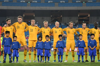 The Socceroos will discuss the human rights situation in Qatar.