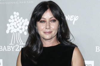 Shannen Doherty has stage 4 breast cancer.