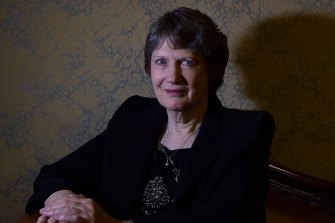 Former New Zealand prime minister Helen Clark led the independent investigation into the coronavirus.