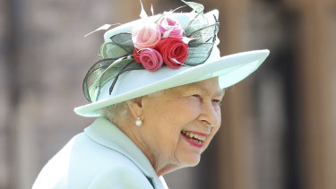 Little-known clause shields the Queen from a COVID-19 financial hit