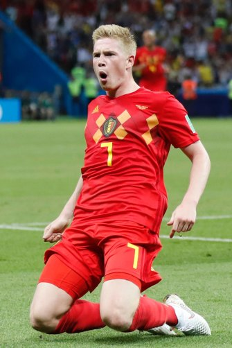 Belgium's Kevin De Bruyne will be one to watch this tournament.