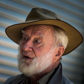 Geologist Jim Bowler.