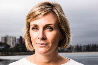 Zali Steggall has put climate action at the centre of her campaign.