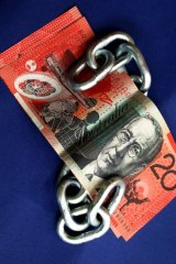 The super system forces workers to lock up money when spending it is a more effective investment.