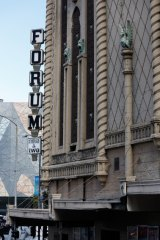 The ACT is looking to Forum Theatre in Melbourne for inspiration to potentially repurpose Canberra Theatre.