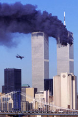 From 2002 onwards, TV shows started to delete the twin towers from their opening sequences.