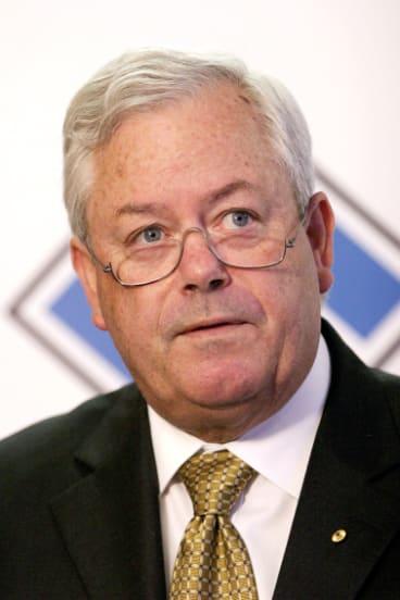 Former ASIC chairman Jeffrey Lucy.