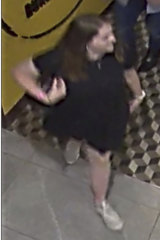 Police have CCTV footage of some of Grace Millane's movements on Saturday.
