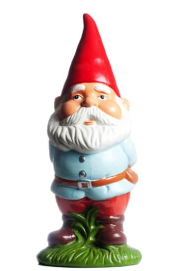 Thinking about giving a garden gnome as a gift this Christmas? Perhaps reconsider...