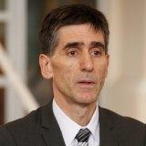 Dr Tony Bartone President of the AMA.