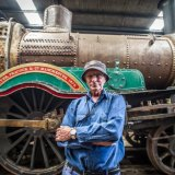 John Cheeseman dismisses the 'buried' locomotive in Civic as a myth.