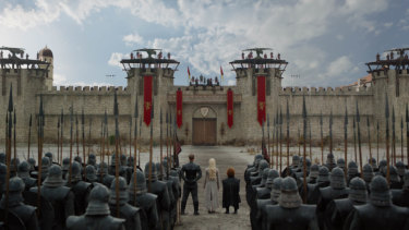 Game of Thrones is hurtling towards its epic finale.
