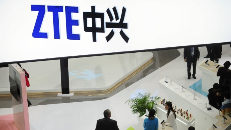 ZTE is one of five companies on Telstra's shortlist to build the next 5G network.