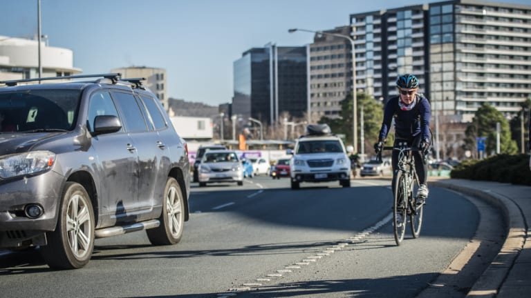 Rules requiring motorists to stay one metre clear of cyclists when overtaking them in speed zones of 60km/h or less will be made permanent.