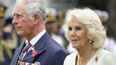 Prince Charles and his wife, Camilla, Duchess of Cornwall, no longer the royal 'villain'.