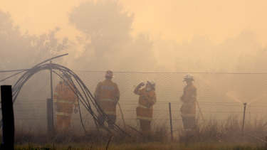 More than 70 bushfires are currently burning across NSW.