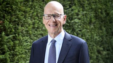 Wilson Asset Management's Geoff Wilson.