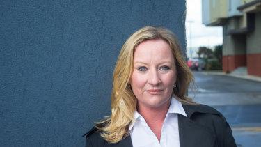 Liberal candidate Donna Bauer is hoping to reclaim the seat from Labor.