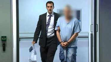 Detectives, investigating allegations of horrific, historical sex offences at a Sydney boys' home, made their first arrest last month.