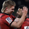 Crusaders braced for distraction of Hansen naming his All Blacks