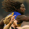 Eagles shake off Blues to hit top of ladder