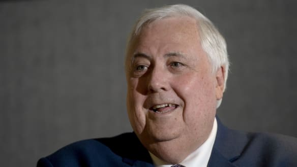 Clive Palmer fails in Supreme Court bid to have charges thrown out