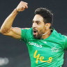 Rauf, Stoinis and Maxwell lead Stars to victory against Thunder