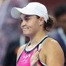 Barty powers into Beijing quarters while Murray's encouraging form continues