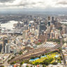 'The next Barangaroo': Dramatic makeover of Central to hide train lines