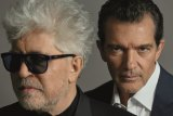 Pedro Almodovar and Antonio Banderas have worked together since the 1980s.