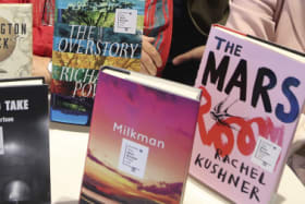 Big reads are missing on Booker Prize's shortlist